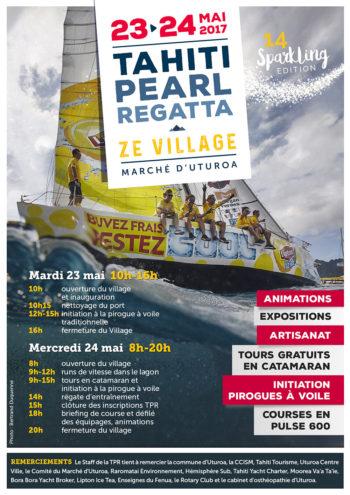 Affiche Village TPR 2017