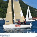 TPR 2017 - Teitei - 2ème place en division 1