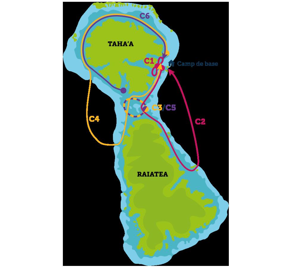 TPR 2021 - Le parcours